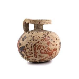 Aryballos corinzio Inizi del VI secolo a.C. ...