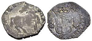Carlo Emanuele I (1580-1630) - Cavallotto - ...