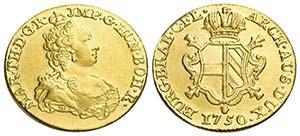 AUSTRIA-NEDERLAND - Maria Teresa e Francesco ...