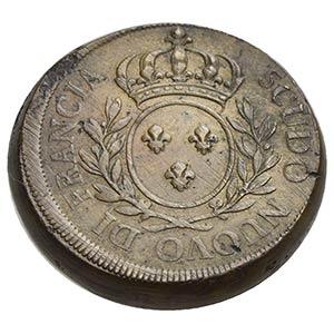 FRANCIA - Luigi XV (1715-1774) - Scudo - ...