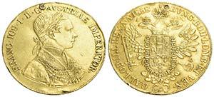 AUSTRIA - Francesco Giuseppe (1848-1916) - 4 ...
