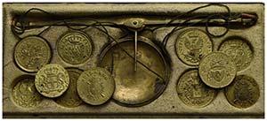 Bilance -  - - Bilancia in scatola con ...