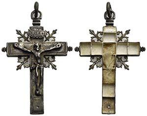 RELIGIOSE -  - - Crocifisso Sec. XIX-XX in ...
