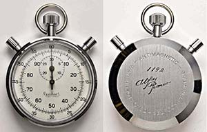 Orologi -  - - Cronometro da tasca in ...