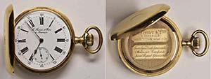Orologi -  - - Orologio da tasca - AU 18K - ...