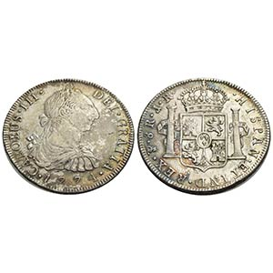 BOLIVIA - Carlo III (1759-1788) - 8 Reali - ...