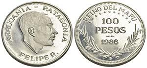 ARGENTINA - ARAUCANIA PATAGONIA - Felipe I ...