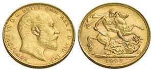 AUSTRALIA - Edoardo VII (1901-1910) - ...