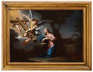 FRANCESCO TREVISANI (Capodistria, 1656 - ...