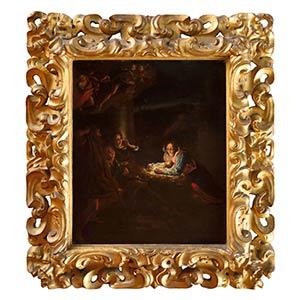 EMILIAN SCHOOL, 17th CENTURYNativity of ...