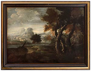 PAINTER ACTIVE IN ROME, EARLY 18th ...