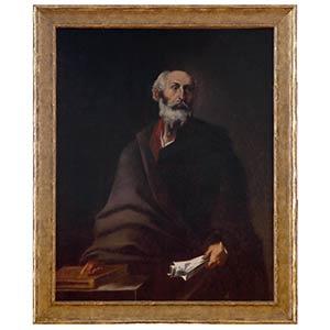 NEAPOLITAN SCHOOL, 17th CENTURYPhilosopher ...