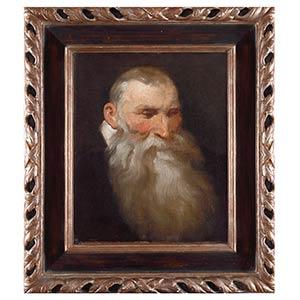FLEMISH SCHOOL, 17th CENTURYTorso of man ...