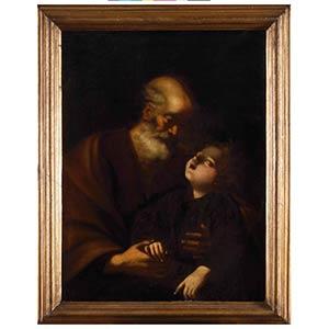 NEAPOLITAN SCHOOL, 17th CENTURYSaint Joseph ...