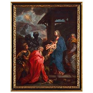 FOLLOWER OF CARLO MARATTI (Camerano, 1625 - ...
