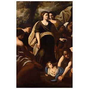AGOSTINO BELTRANO (Naples, 1607 - ...