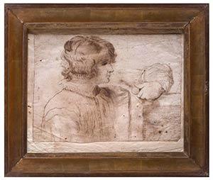 CIRCLE OF GUERCINO (Cento, 1591 - Bologna, ...