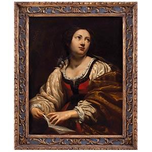 FLORENTINE SCHOOL, 17th CENTURYPortrait of ...
