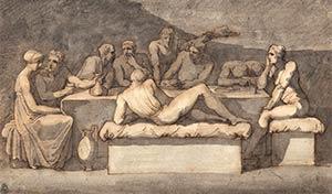 GIUSEPPE BOSSI (Busto Arsizio, 1777 - Milan, ...