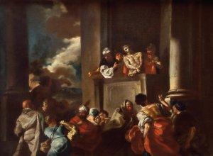FRANCESCO DE MURA (Naples, 1696 - 1782)Ecce ...