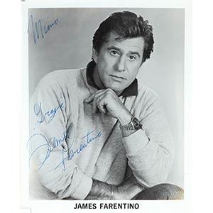 James FarentinoBrooklyn 1938 – Los Angeles ...