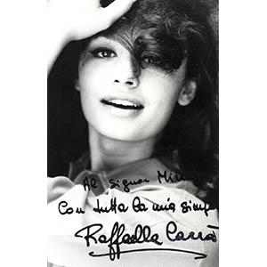 Raffaella CarràBologna 1943Fotografia ...