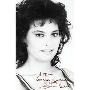 Simona Ventura Bentivoglio 1965Fotografia ...