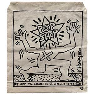 KEITH HARING Pennsylvania, 1958 - New York, ...