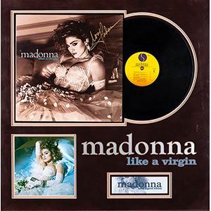 MADONNA Bay City, 1958  LP 33rpm of the ...