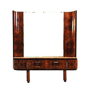 FRENCH MANUFACTURE  Briar console with ...