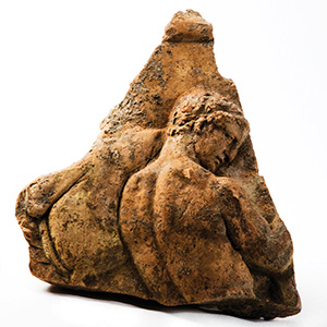 A beautiful fragmentary Campana relief 1st - ...