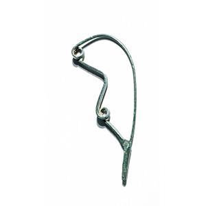 Fibula a serpentina in bronzo Italia ...
