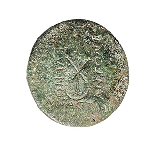 Bronze ex-voto stud 2nd century BC- 2nd ...