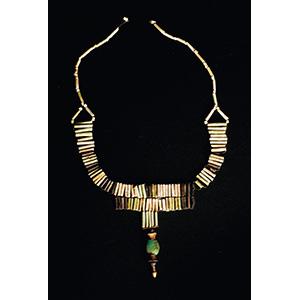 Pectoral Egypt, 18th Dynasty, 1543-1292 BC; ...
