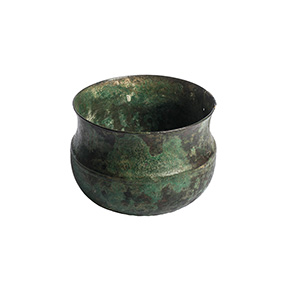 Bronze vessel Iran, Amlash Culture, ...