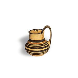 Brocca Dauna Apulia, VI - V secolo a.C.; ...