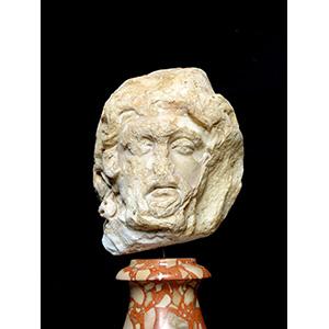 Head of Odysseus 2nd century BC - 1st ...