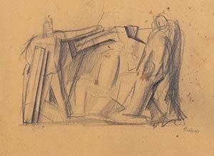 MARIO SIRONISassari, 1885 - Milano, ...