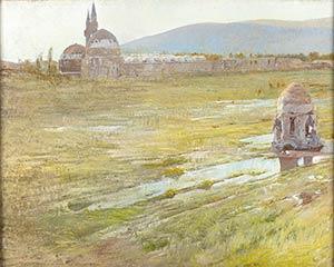 GIULIO ARISTIDE SARTORIORome, 1860 - 1932 La ...