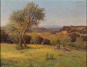 PIETRO SASSIAlessandria, 1834 - Rome, ...