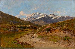 EUGENIO GIGNOUSMilan, 1850 - Stresa, ...