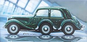 ROMI OSTIRovigo, 1956Unlikely carsOil on ...