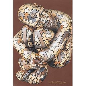 RABARAMARome, 1969Energetics-mind, 2011Mixed ...