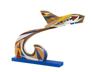 LAURA MIGOTTORoma, 1956Aerosculpture, ...