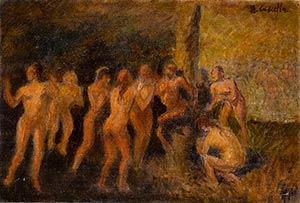 BASILIO CASCELLAPescara, 1860 - Rome, ...