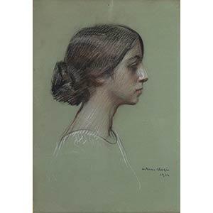 ARTURO NOCIRome, 1874 - New York, 1953Woman ...