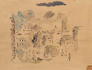 FILIPPO DE PISISFerrara, 1896 - Milano, ...