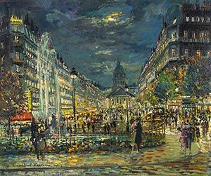 KONSTANTIN KOROVINEMoscow, 1861 - Paris, ...