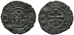 Italy, Brindisi. Manfredi (1258-1266). BI ...