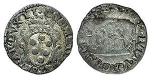 Italy, Siena, Cosimo I de Medici ...